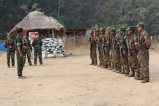 Sought refuge in Mizoram as not sure what Myanmar Army is going to do: Chin  National Army | EastMojo